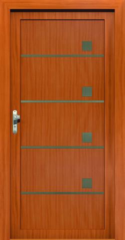 Plastové HPL dveře Hana