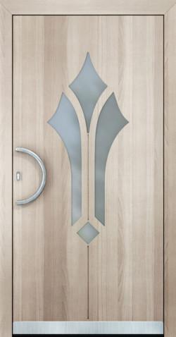 Hliníkové dveře Audrey