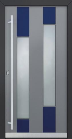 Hliníkové dveře Caroline