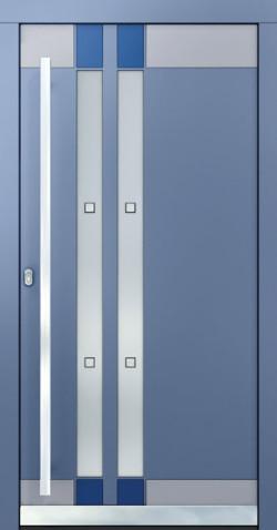 Hliníkové dveře Céleste