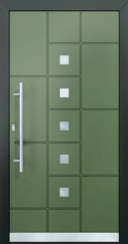 Hliníkové dveře Corinne