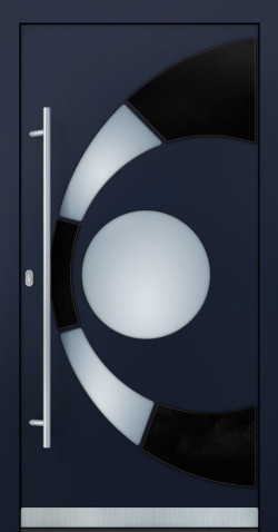 Hliníkové vchodové dveře Desirée