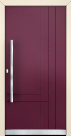 Hliníkové dveře Joanna