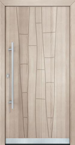 Hliníkové dveře Josette