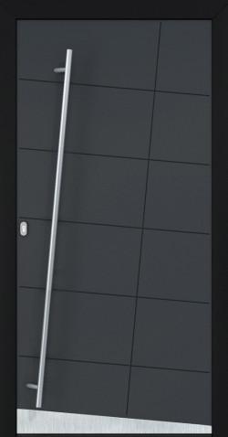 Hliníkové dveře Liberty