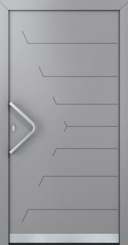 Hliníkové dveře Lorraine