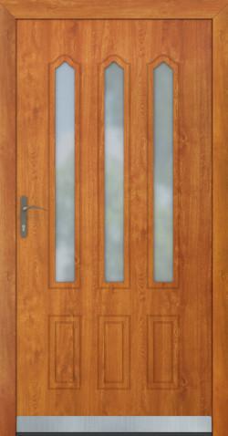 Hliníkové dveře Pauline