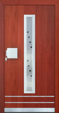 Hliníkové dveře Stephanie