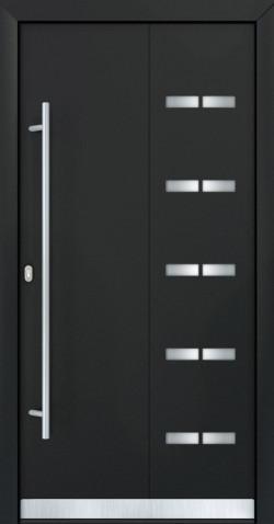Hliníkové dveře Violette