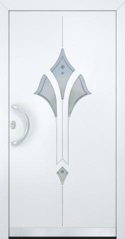 Hliníkové vchodové dveře Astrid