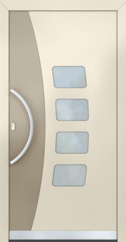 Hliníkové vchodové dveře Blanche