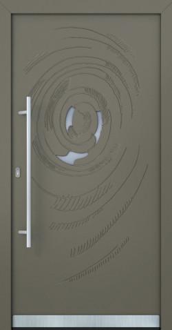 Hliníkové vchodové dveře Christina