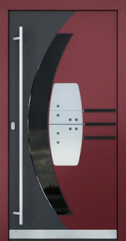 Hliníkové vchodové dveře Destiny
