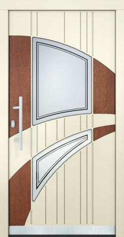 Hliníkové vchodové dveře Grace