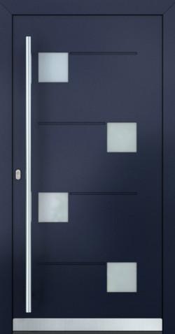 Hliníkové vchodové dveře Henriette