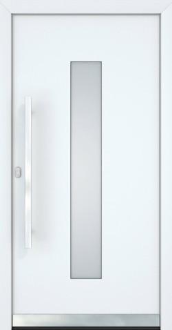 Hliníkové vchodové dveře Inés