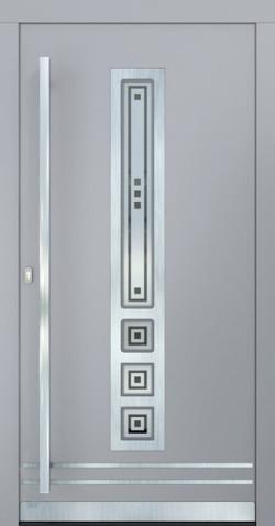 Hliníkové vchodové dveře Marcelle
