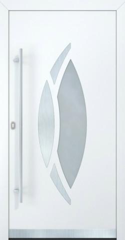 Hliníkové vchodové dveře Mélissa