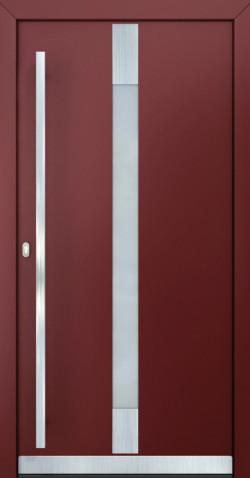 Hliníkové vchodové dveře Mirabelle