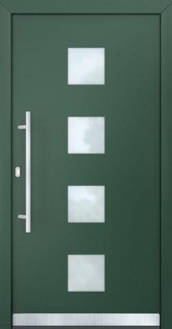 Hliníkové vchodové dveře Naomi