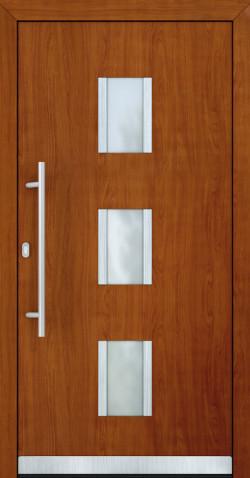 Hliníkové vchodové dveře Nicolette