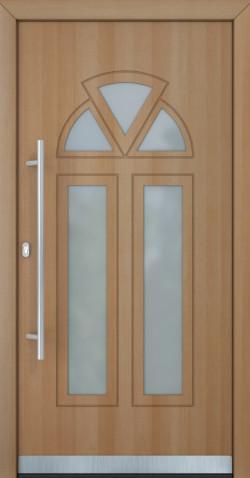 Hliníkové vchodové dveře Odette