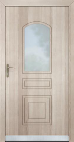 Hliníkové vchodové dveře Rébecca