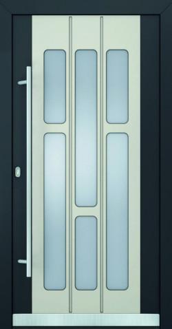 Hliníkové vchodové dveře Renée