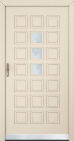 Hliníkové vchodové dveře Scarlett