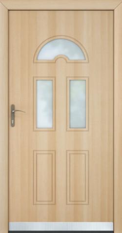 Hliníkové vchodové dveře Tiffany