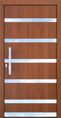 Hliníkové vchodové dveře Vivien