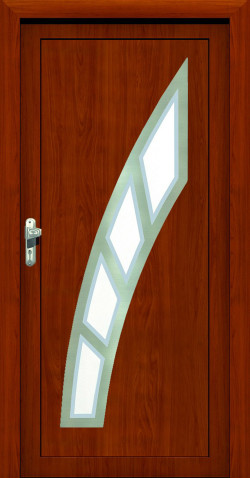 Plastové HPL dveře Marta