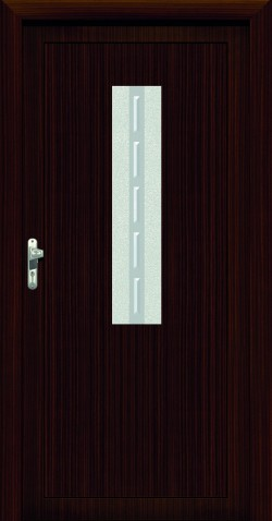 Plastové HPL dveře Olga
