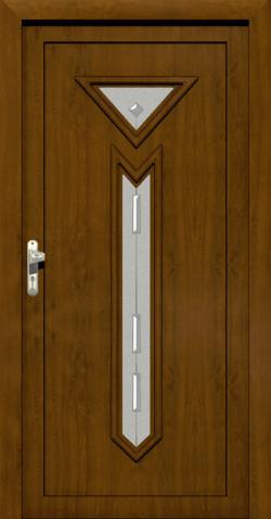 Plastové ABS dveře Nora