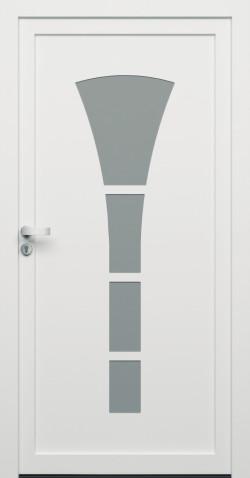 Plastové dveře Dagmar