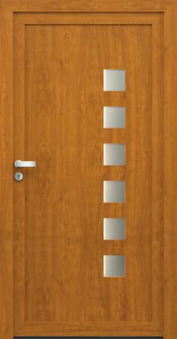 Plastové dveře Ema