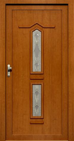 Plastové HPL dveře Adriana