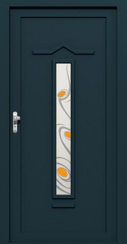 Plastové HPL dveře Darina
