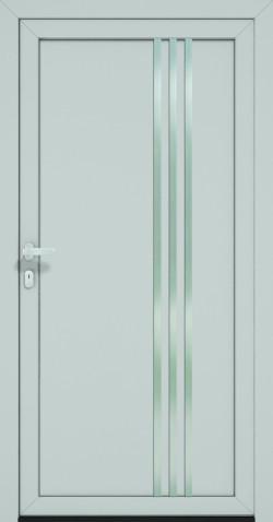Plastové HPL dveře Julie