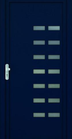 Plastové HPL dveře Lida
