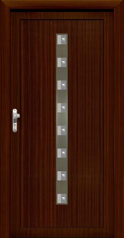 Plastové HPL dveře Nicol
