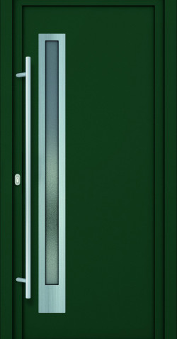 Plastové HPL dveře Renata