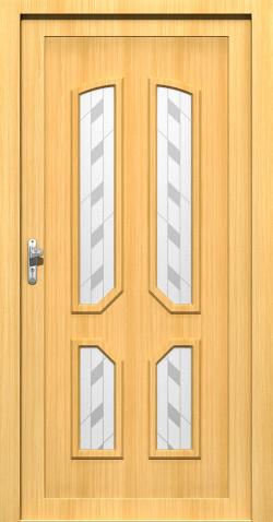 Plastové HPL dveře Veronika
