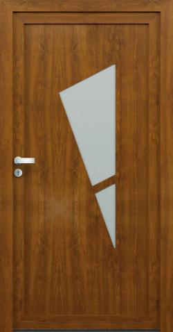 Plastové vchodové dveře Blanka