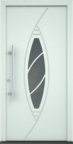 Plastové vchodové dveře Doris