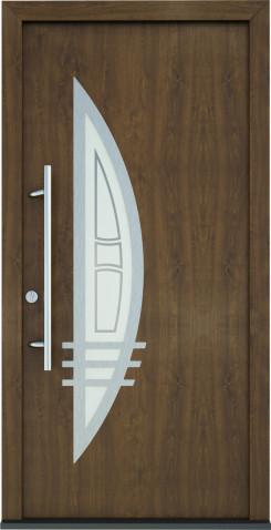 Plastové vchodové dveře Flavia
