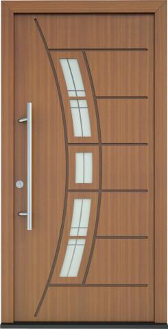 Plastové vchodové dveře Miriam