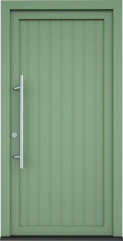 Plastové vchodové dveře Thelma