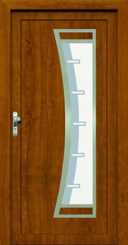 Plastové HPL dveře Simona